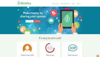 Mint Vine Surveys