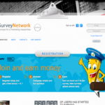 Survey Network Panel